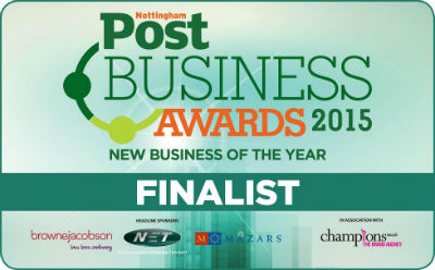 nottingham post new business of the year finalist
