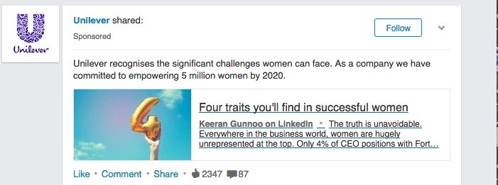 How to use LinkedIn advertising