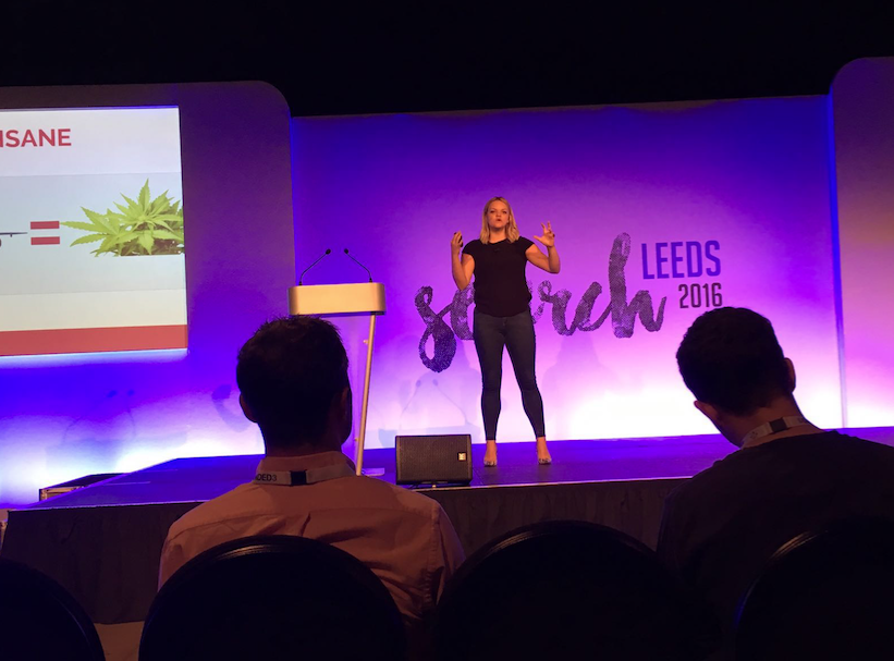 Search Leeds - Kirsty Hulse - making friends and building links