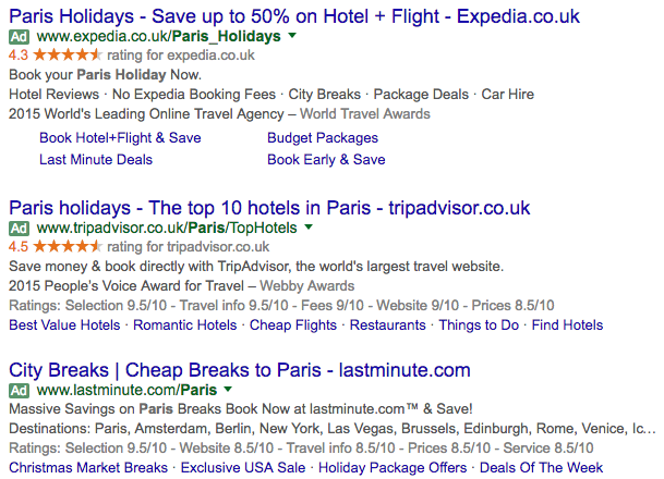 paris-holiday-ppc-serp