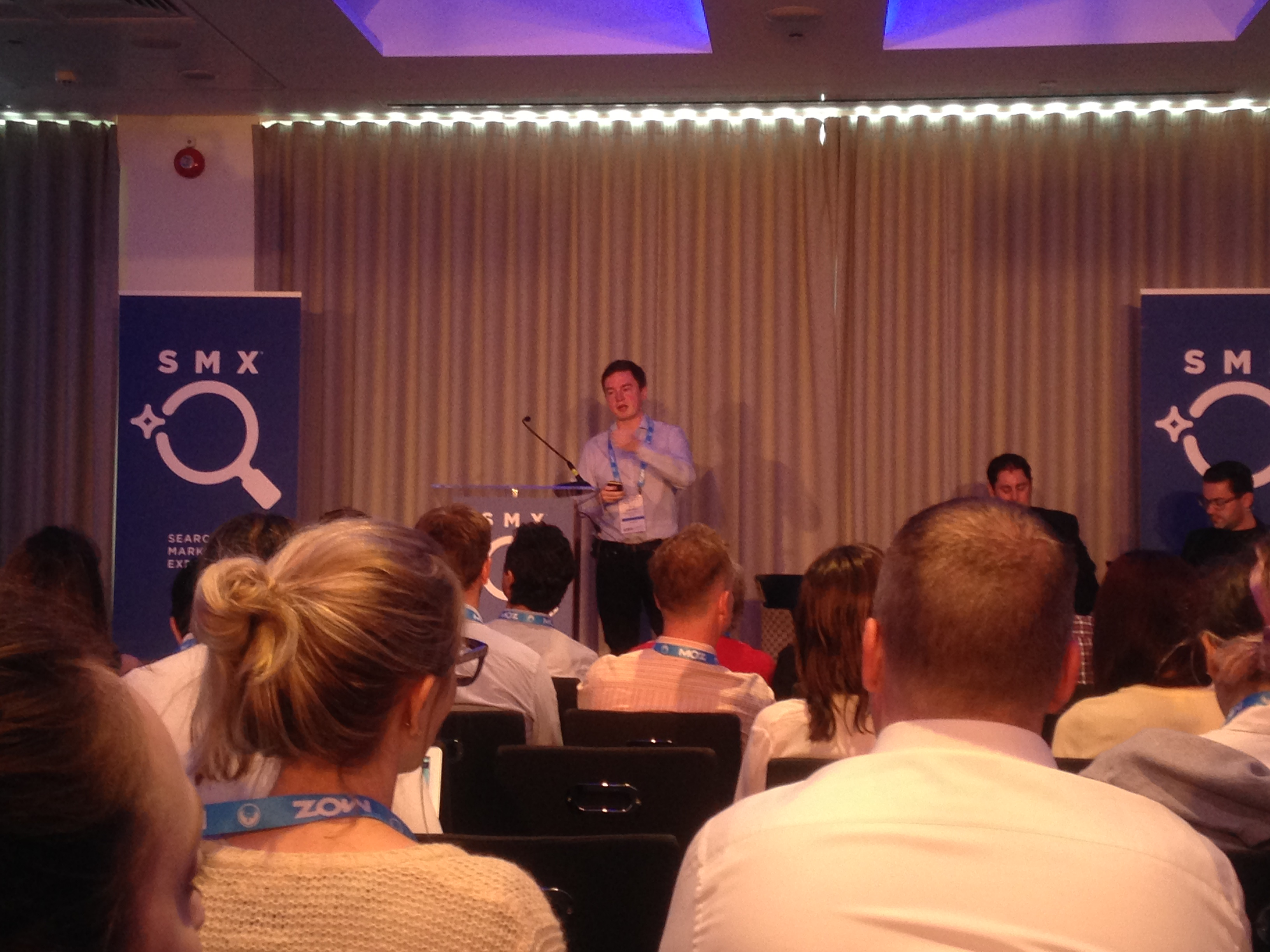 Smxlondon Seo Mobile First Pete Campbell