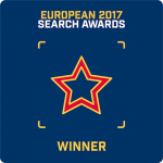 european search awards winner