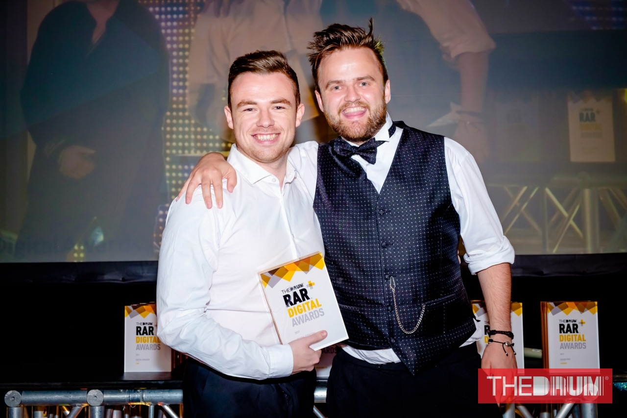 impression wins rar digital strategy award