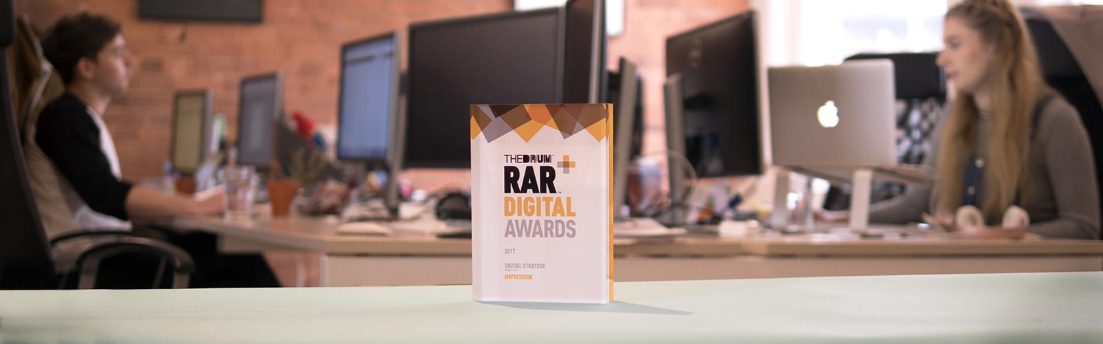 digital strategy award rar