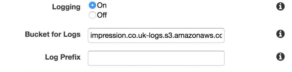 WordPress & Amazon Cloudfront Full Page Cache | Impression
