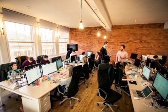 Impression's office