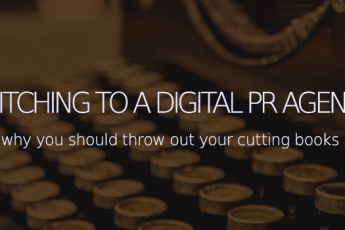 Switching to a digital PR