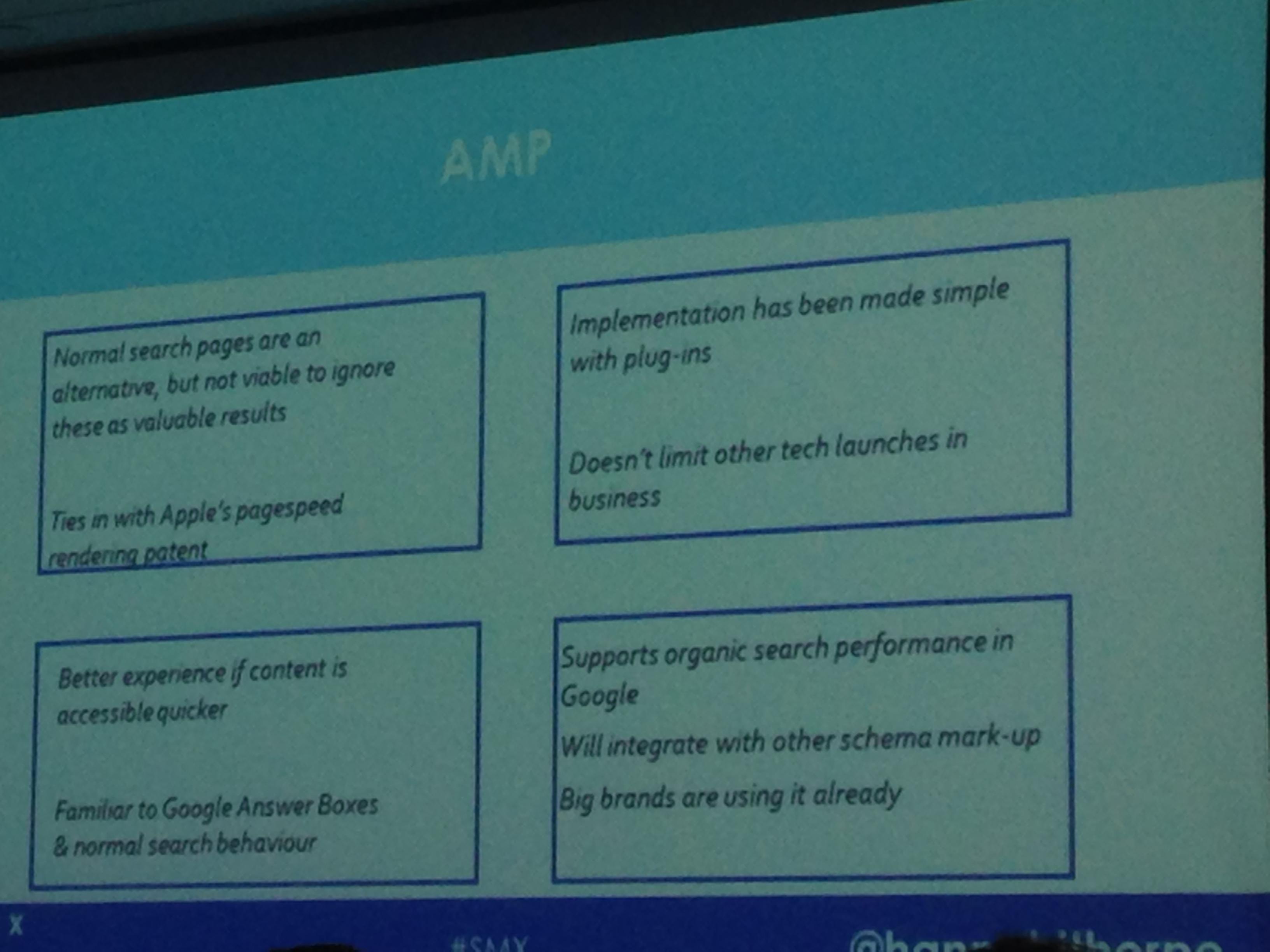 amp future
