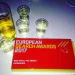 european search awards best small ppc agency