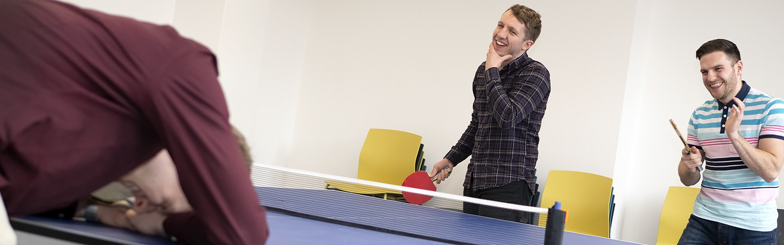 impression table tennis ben