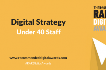 rar awards digital strategy impression