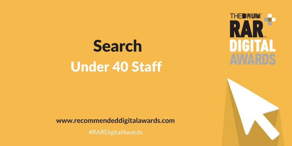 rar awards search impression