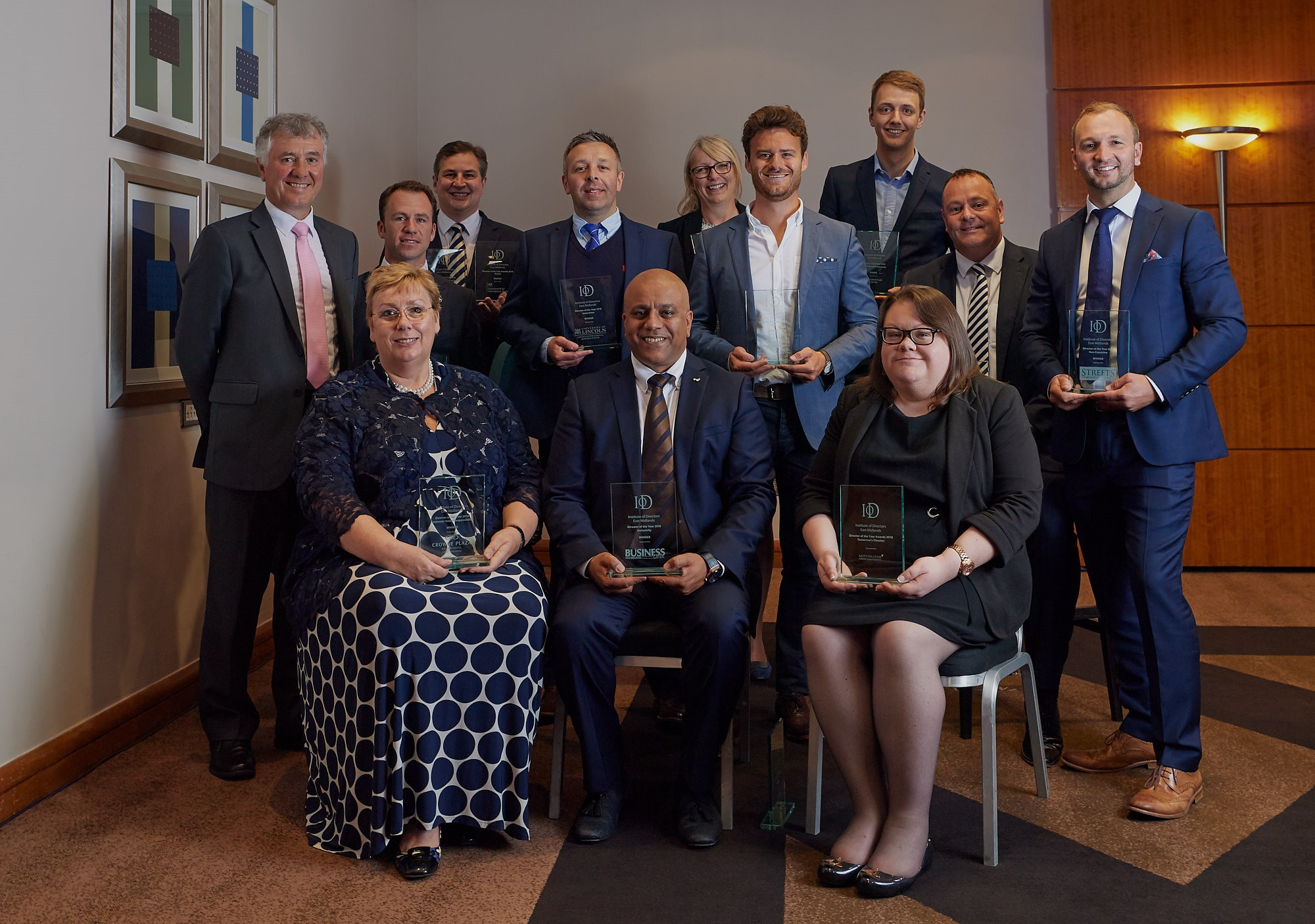 IoD Award Winners
