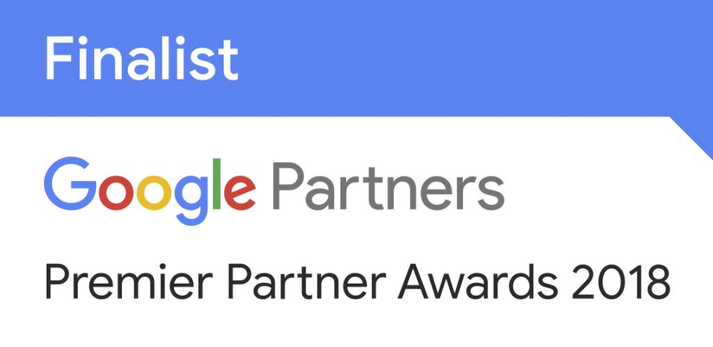 google premier partner award