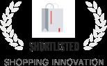 Shortlisted Shopping Innovation Award