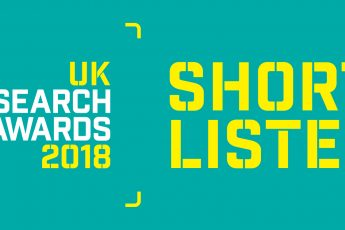 uk search awards 2018 impression