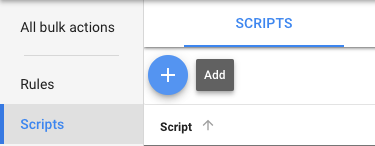 How to add a script to boost your Black Friday Budgets