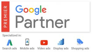 google premier partner impression