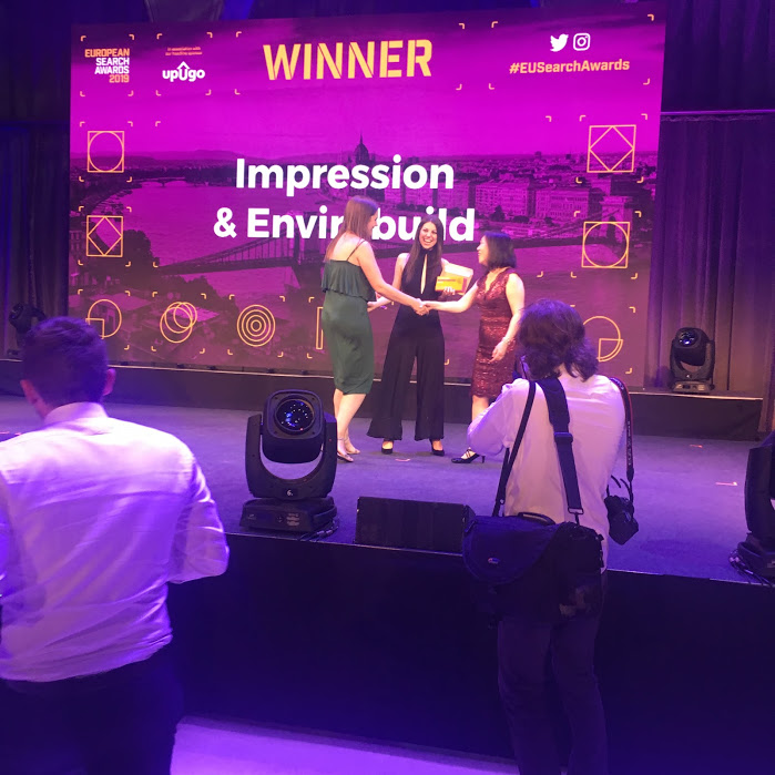 impression and envirobuild award