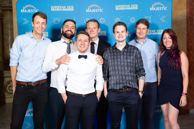 impression european search awards team 2019