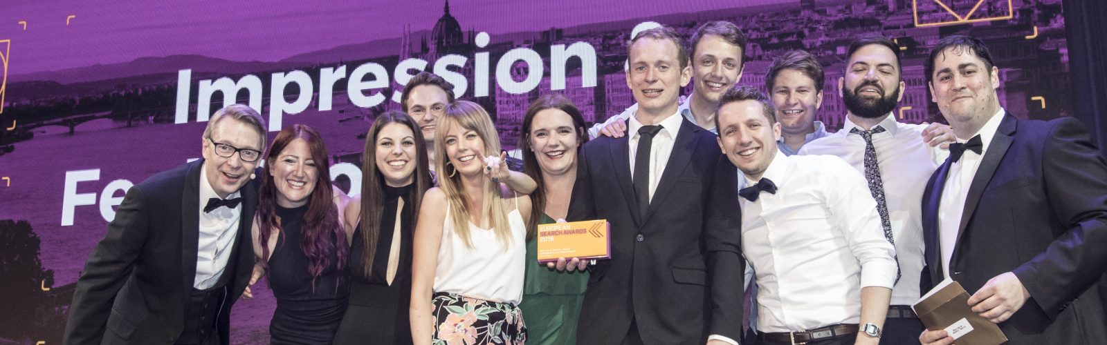Impression European Search Awards 2019 Large