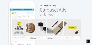 LinkedIn Carousel Ad