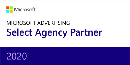 Microsoft (Bing) Ads Select Agency Partner
