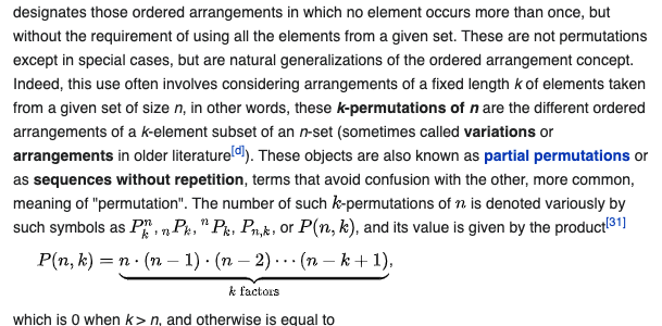 Ugly-looking advanced mathematics
